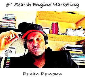 Rohan Rossouw Cape Town SEO